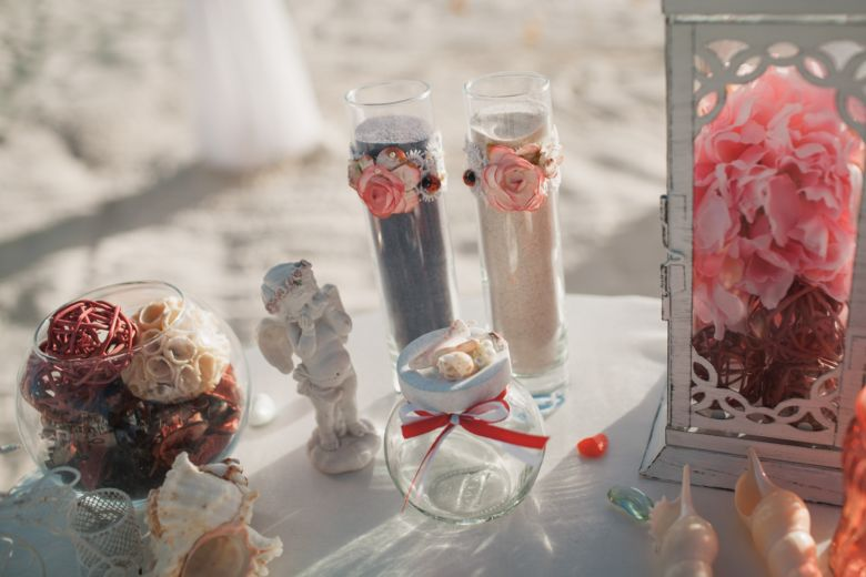 Свадьба в Доминикане на пляже «Баунти» с белым песком Дианы и Алексея | WedDesign – Свадьба в Доминикане