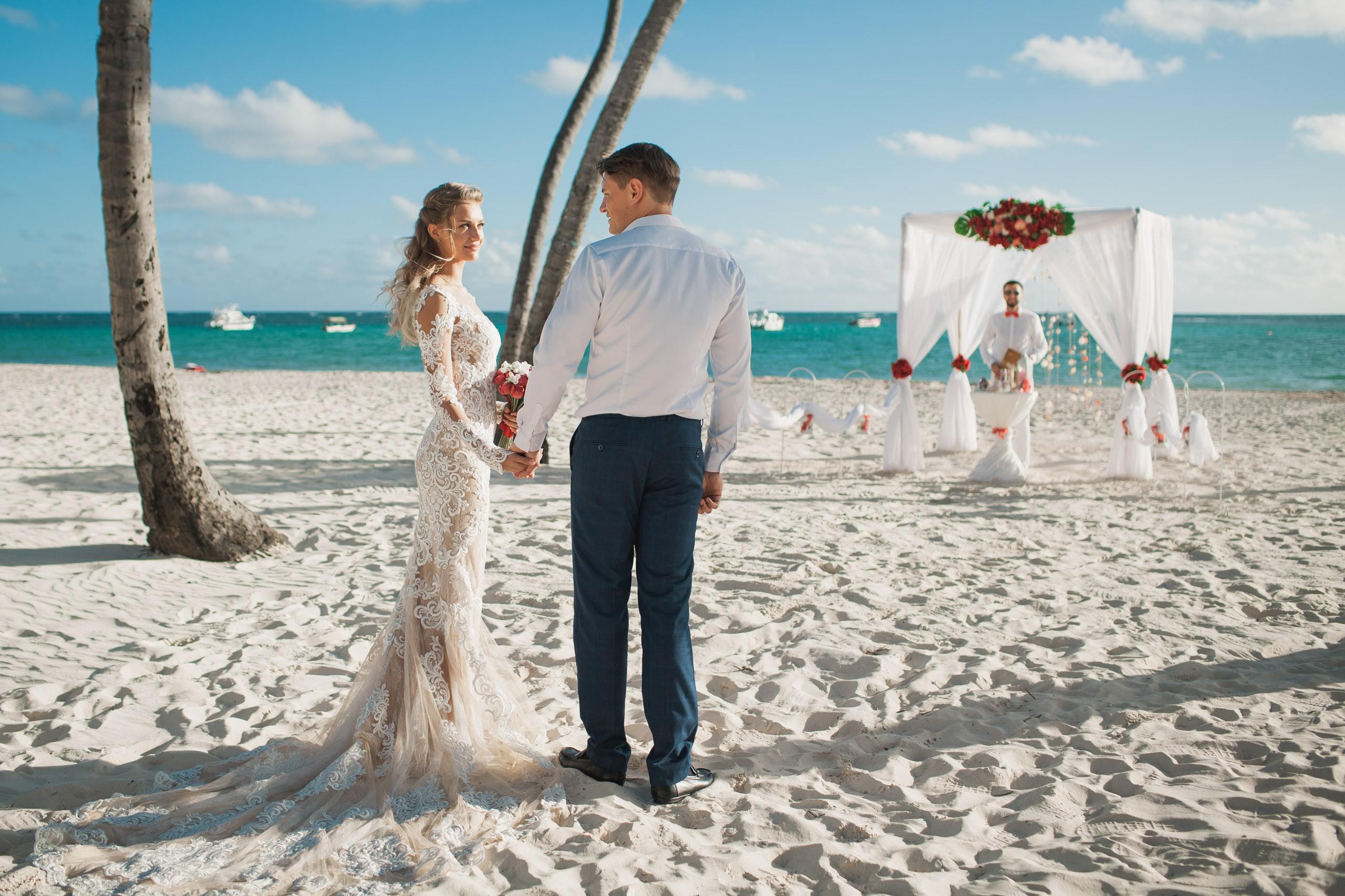 Наша свадьба в доминикане фото