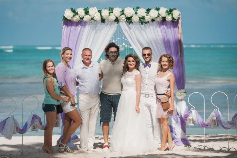 «В отпуск с Андреем Малаховым» в Доминикане – WedDesign | Свадьба в Доминикане