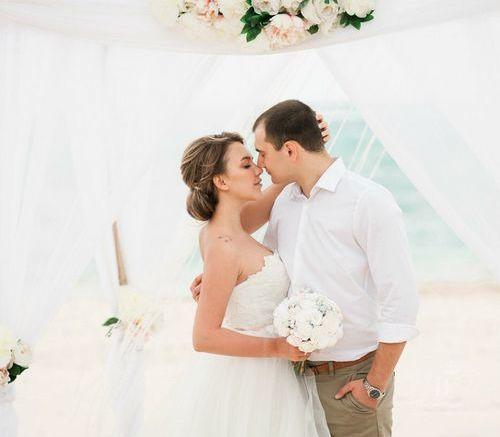 Алексей и Виктория | WedDesign – Свадьба в Доминикане