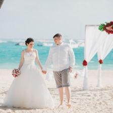 Анжелика и Дмитрий | WedDesign – Свадьба в Доминикане