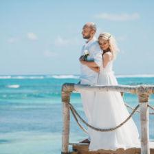 Даниил и Юлия | WedDesign – Свадьба в Доминикане