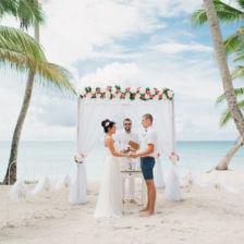 Екатерина и Антон | WedDesign – Свадьба в Доминикане