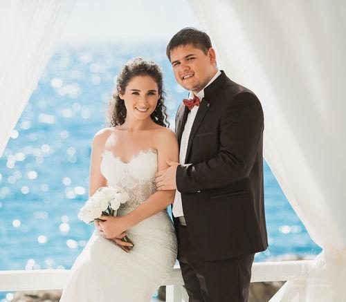 Максим и Раиса   WedDesign – Свадьба в Доминикане
