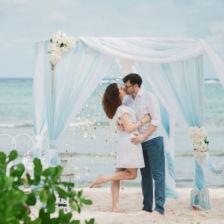 Наталья и Александр | WedDesign – Свадьба в Доминикане