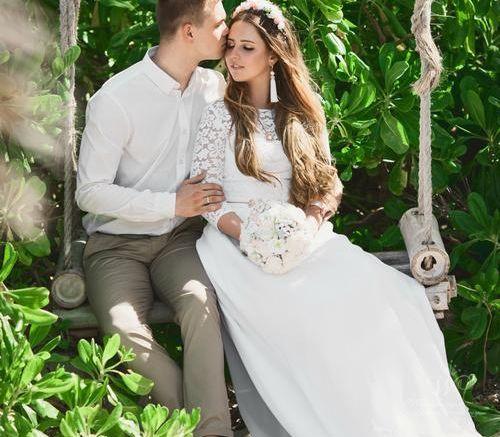 Егор и Яна | WedDesign – Свадьба в Доминикане