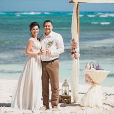 Евгений и Юлия | WedDesign – Свадьба в Доминикане