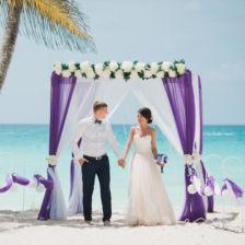 Владислав и Яна | WedDesign – Свадьба в Доминикане