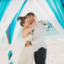 Вячеслав и Юлия | WedDesign – Свадьба в Доминикане