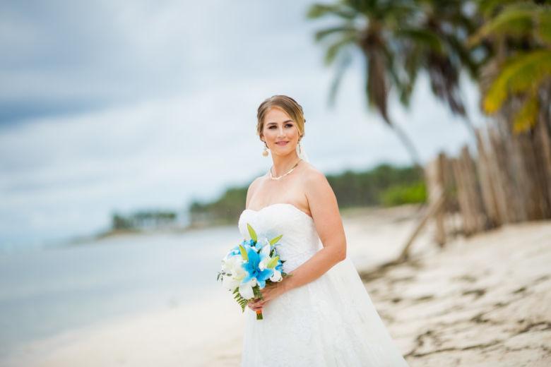 Свадебный букет из лилий – WedDesign | Свадьба в Доминикане
