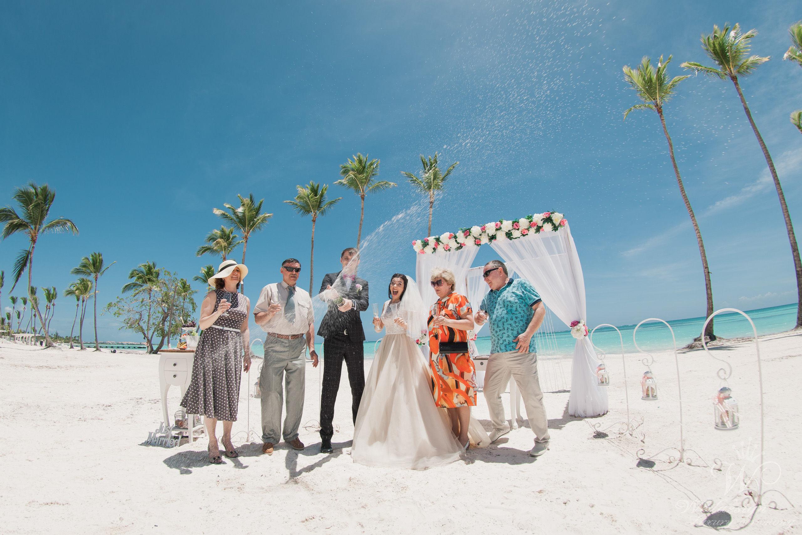 Свадьба в доминикане 2018 фото