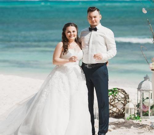 Сергей и Дарья | WedDesign – Свадьба в Доминикане
