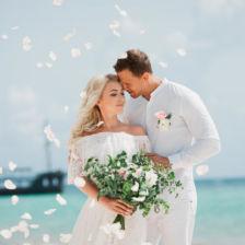 Алёна и Дмитрий | WedDesign – Свадьба в Доминикане