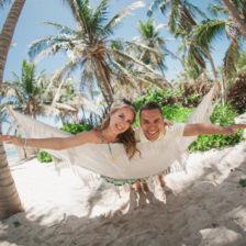 Анна и Сергей | WedDesign – Свадьба в Доминикане