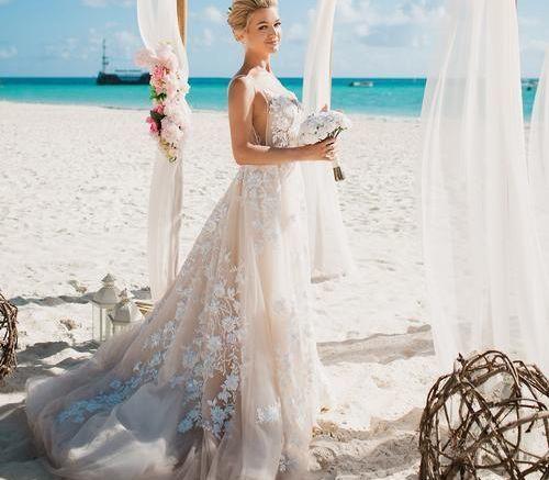 Максим и Мария   WedDesign – Свадьба в Доминикане