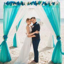 Ольга и Виктор | WedDesign – Свадьба в Доминикане |