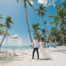 Жанна и Павел | WedDesign – Свадьба в Доминикане