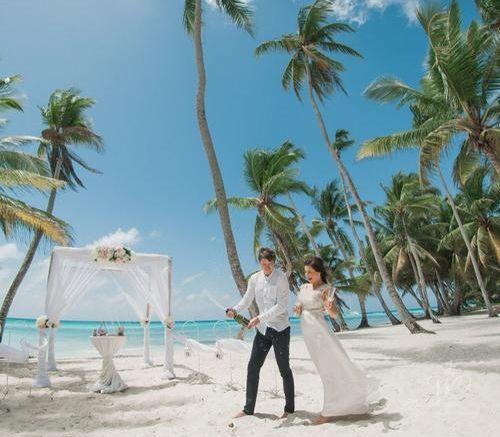 Жанна и Павел   WedDesign – Свадьба в Доминикане