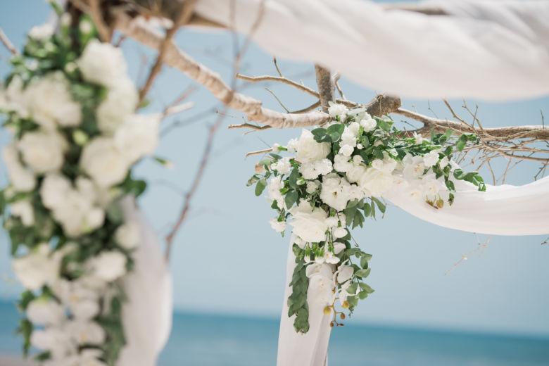 Живые цветы – WedDesign | Свадьба в Доминикане