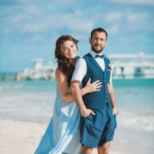 Анна и Александр | WedDesign – Свадьба в Доминикане