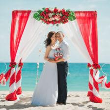 Анна и Андрей | WedDesign – Свадьба в Доминикане