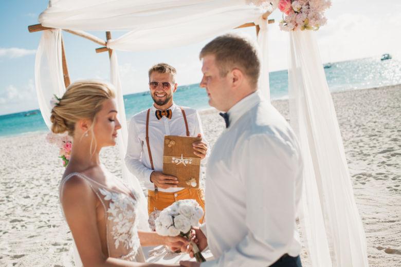 Свадьба в Доминикане на белоснежном пляже «Баунти» – WedDesign – Свадьба в Доминикане