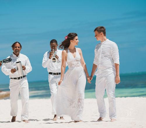Жанна и Артем   WedDesign – Свадьба в Доминикане