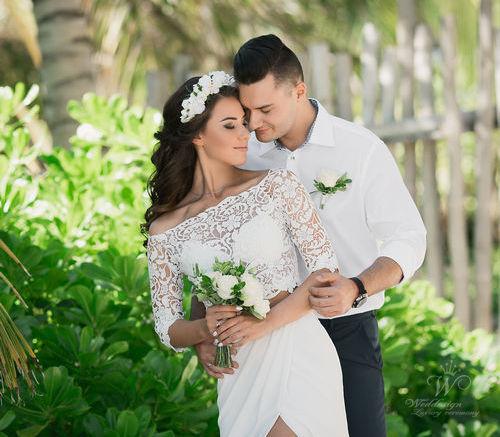 Аделина и Игорь | WedDesign – Свадьба в Доминикане
