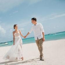 Александр и Алина | WedDesign – Свадьба в Доминикане