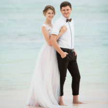 Александр и Валерия | WedDesign – Свадьба в Доминикане