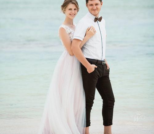 Александр и Валерия   WedDesign – Свадьба в Доминикане