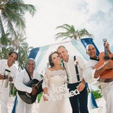 Алёна и Валерий | WedDesign – Свадьба в Доминикане