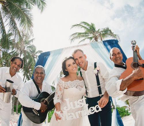 Алёна и Валерий   WedDesign – Свадьба в Доминикане