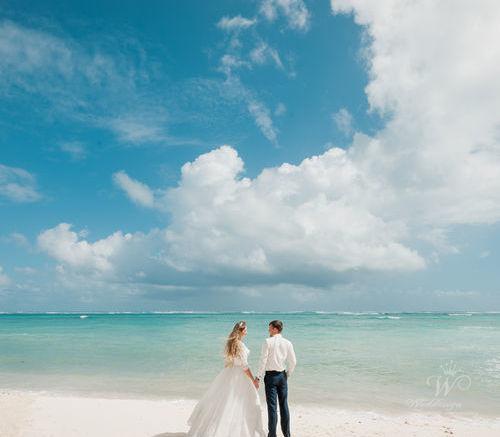 Анастасия и Алексей   WedDesign – Свадьба в Доминикане