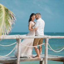 Дарья и Александр | WedDesign – Свадьба в Доминикане