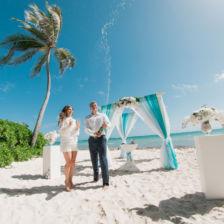 Дарья и Дмитрий | WedDesign – Свадьба в Доминикане