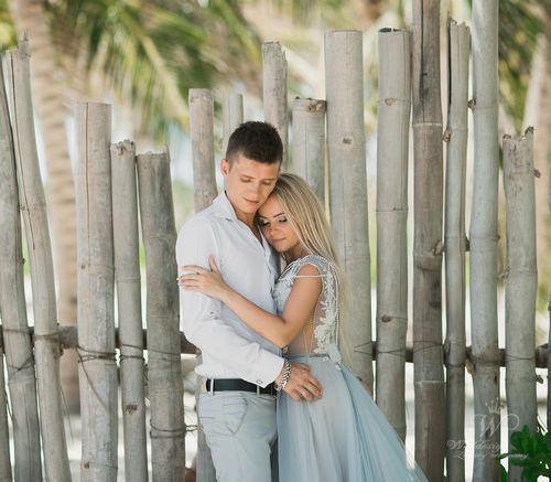 Денис и Наталия | WedDesign – Свадьба в Доминикане