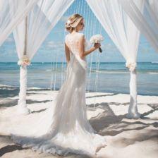 Евгения и Александр | WedDesign – Свадьба в Доминикане