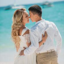 Кристина и Сергей | WedDesign – Свадьба в Доминикане