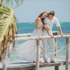 Ксения и Михаил | WedDesign – Свадьба в Доминикане