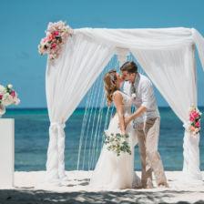 Павел и Екатерина | WedDesign – Свадьба в Доминикане