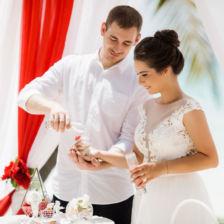 Сергей и Ксения | WedDesign – Свадьба в Доминикане