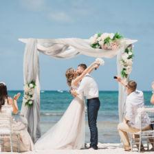 Виктория и Руслан | WedDesign – Свадьба в Доминикане