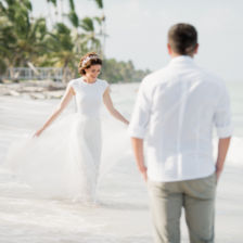 Рауф и Анна | WedDesign – Свадьба в Доминикане