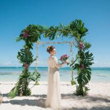 Диана и Станислав | WedDesign – Свадьба в Доминикане