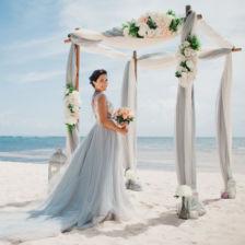 Екатерина и Александр | WedDesign – Свадьба в Доминикане