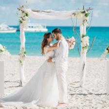 Гагик и Кристина | WedDesign – Свадьба в Доминикане