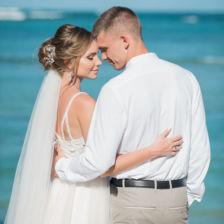 Карина и Андрей | WedDesign – Свадьба в Доминикане