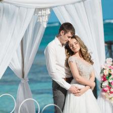 Михаил и Алена | WedDesign – Свадьба в Доминикане