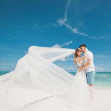 Михаил и Анастасия | WedDesign – Свадьба в Доминикане